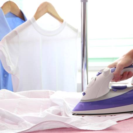 Ironing & Laundry Services